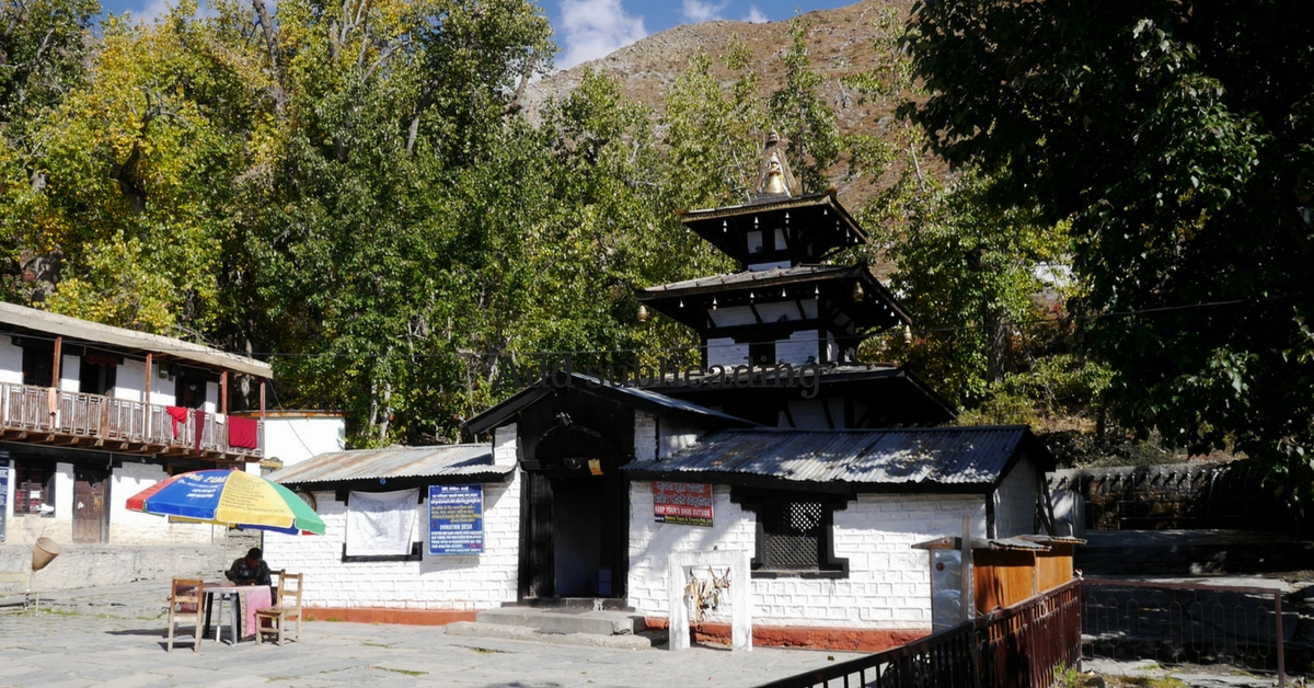 Muktinath temple tour11