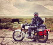 Ladakh bike trip from Manali